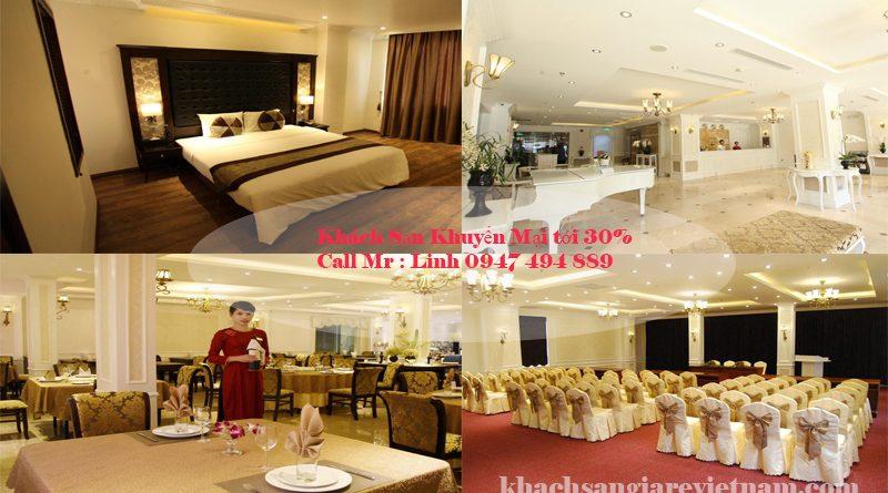 Khách sạn ở Hạ long Giá rẻ