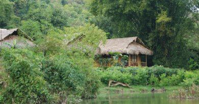 Nhà Nghỉ ở Bản Lác Mai Châu Hòa Bình